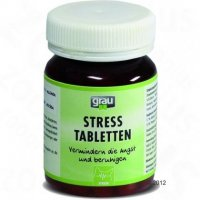 GAC Anti-Stress - 120 tablettia, Grau