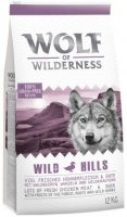 Wolf of Wilderness - Wild Hills - ankka